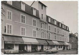 12 RODEZ - Photo Agar - Maison Pouget : Le Grand Hôtel Terminus *A. Avenue Maréchal Joffre, Face à La Gare. - Non Classificati