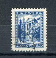 LETTONIE - DIVERS N° Yt 205 (Obli.) - Letonia