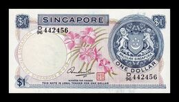 Singapur Singapore 1 Dollar 1972 Pick 1d SC UNC - Singapur