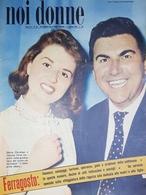 Rivista Delle Donne Italiane - Noi Donne N. 32 - G. Christian E C. Terni - 1957 - Libros, Revistas, Cómics