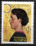 DOMINIQUE  N° 2420 * *  Millennium  Mathematicien Leonard De Vinci - Altri