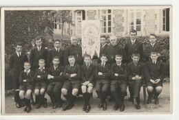 Petit Séminaire De Rimont 71 - Congrégation De Jésus Adolescent 1932-1933 - M. Le Chanoine Merle, Supérieur - Personnes Identifiées