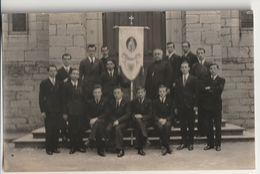 Petit Séminaire De Rimont 71 - Congrégation De La Ste Vierge 19 Juin 1936 - M. Le Chanoine Merle, Supérieur - Personnes Identifiées