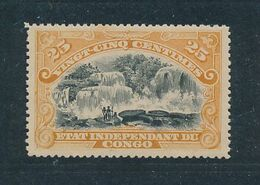 BELGIAN CONGO 1894/1900 ISSUE COB  21 MNH - Congo Belge