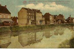 MECHELEN « Hanswijckvaart – Vertrek Punt Autobus Naar Hofstade » - Uitg., E. Baeyens-Buelens, Mechelen - Mechelen