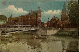 MECHELEN « Hanswijckvaart En Brug » - Uitg., E. Baeyens-Buelens, Mechelen - Malines