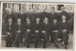 Petit Séminaire De Rimont 71 - Classe De Troisième 1932-1933 - M. Le Chanoine Merle, Supérieur - Photos