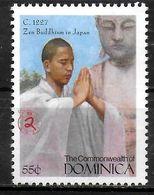 DOMINIQUE  N° 2429 * *   Millennium   Temple Bouddhisme Zen Au Japon - Buddhismus