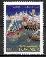 DOMINIQUE  N° 2430 * *  6eme Croisade Bateaux - Christianity