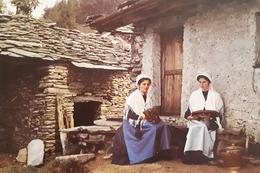 Cartolina - Costume Valdese - 1967 - Italy