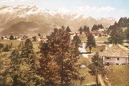Cartolina - Chiomonte - Pian Del Frais - Sfondo Rocciamelone - 1970 Ca. - Italy