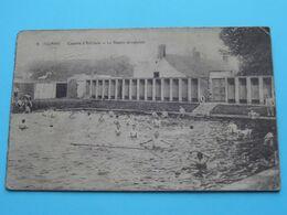 Tournai Caserne D'Artillerie - Le Bassin De Natation ( 9 - Desaix ) Anno 1925 ( Kaart In SLECHTE Staat ) ! - Tournai
