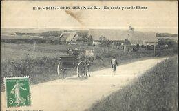 Gris - Nez  En Route Pour Le Phare - France