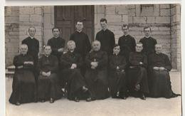 Petit Séminaire De Rimont 71 - Professeurs 18 Juin 1936 - M. Le Chanoine Merle, Supérieur - Photos