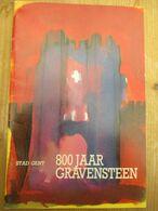 800 Jaar Gravensteen 1985 30 Blz - Histoire