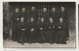 Petit Séminaire De Rimont 71 - Philosophie 1935-1936 - M. Le Chanoine Merle, Supérieur - Personnes Identifiées