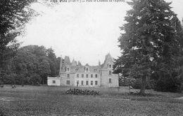 Piré (35) - Parc Et Château De L'Epinay. - Autres Communes