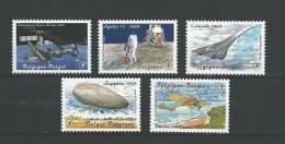 Zegels 3916 - 3920 ** Postfris - Belgio