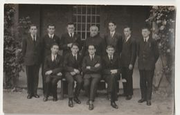 Petit Séminaire De Rimont 71 - Congrégation De La Ste Vierge Juin 1935 - M. Le Chanoine Merle, Supérieur - Photos