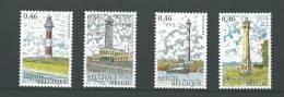 Zegels 3529 - 3532 ** Postfris - Belgio