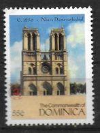 DOMINIQUE  N° 2436 * *  Achevement De La Facade De La Cathedrale Notre Dame De Paris - Churches & Cathedrals