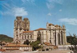 AK56 Toul, La Cathedrale Prise Des Remparts - Toul