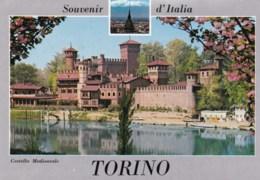 AK56 Torino, Castello Medioevale - Castello Del Valentino