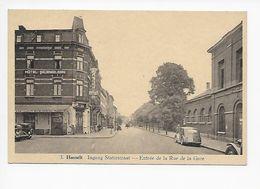 3. Hasselt  Entrée De La Rue De La Gare - Hasselt