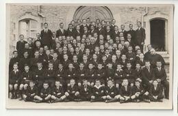 Petit Séminaire De Rimont 71 - 1933-1934 - M. Le Chanoine Merle, Supérieur - Personnes Identifiées