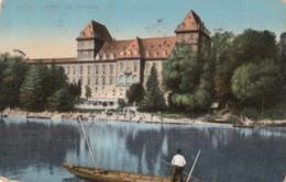 AN58 Torino, Castello Del Valentino - C1912 Postcard - Castello Del Valentino