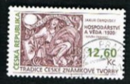 REP. CECA (CZECH REPUBLIC) - SG 178 - 1998 NATIONAL STAMP PRODUCTION  -   USED - Tschechische Republik