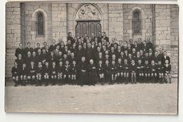 Petit Séminaire De Rimont 71 - Année 1931-1932 - M. Le Chanoine Merle, Supérieur - Photos
