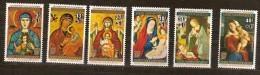 Burundi 1977 OCBnr 817-19 Et LP PA 484-86 *** MNH Cote 14,50 Euro Noel Kerstmis Christmas - Burundi