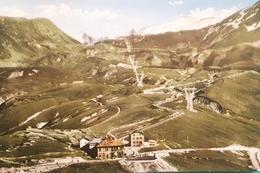 Cartolina - IV Cantoniera Stelvio Umbrail Pass - 1961 - Sondrio