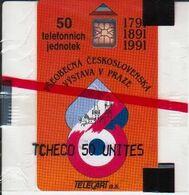 """4/ Czechoslovakia; C2. On Wrapper Text """"TCHECO 50 UNITES"""" - Tchécoslovaquie"""