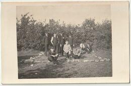 Petit Séminaire De Rimont 71-Groupe D'élèves En Tenue Scolaire- Carte Du Chanoine Merle, Adressée à L'Abbé J.Ladame 1936 - Personnes Identifiées