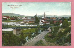Polska - Polen - LANDESHUT - Ortsteil Leppersdorf - Stempel Reserve Lazarett - Feldpost - Guerre 14/18 - Voir état - Schlesien