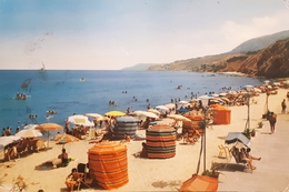 Cartolina - Vibo Marina - Stabilimento Balneare - 1969 - Vibo Valentia