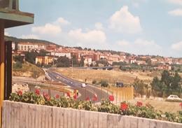 Cartolina - Chianciano Terme - Panorama Dal Parco Fucoli - 1970 - Siena