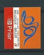 Zegel 3565a  ** Postfris - Ohne Zuordnung
