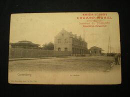 CORTENBERG 1909 - LA STATION - NELS SERIE 11 N 759 - Kortenberg