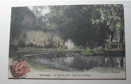 France - Mazangé - Le Gué Du Loir - Pont Sur Le Boulon - 1907 - Non Classés