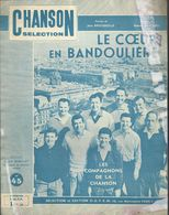 """"""" Le Coeur En Bandoulière"""" (The Lost Patrol) - Les Compagnons De La Chanson - Música & Instrumentos"""