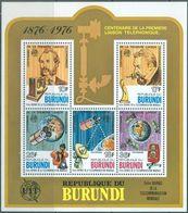 Burundi 1977 OCBn° Bloc 98 *** MNH Cote 9,00 Euro - Burundi