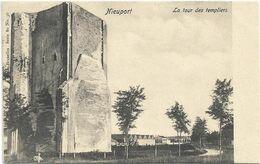 Nieuwpoort  (Nieuport)    *  La Tour Des Templiers (Nels, 36) - Nieuwpoort