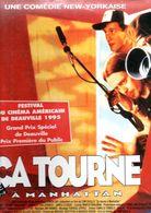 Laser Disc (ca Tourne à Manhattan) - DVD