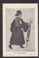 CPA Barrère Avocat Justice Suffragettes Droit Des Femmes Vote Féminisme Non Circulé - Politieke Partijen & Verkiezingen