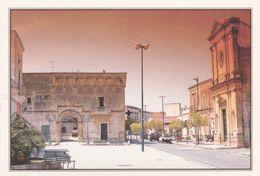 (H301) - TORCHIAROLO (Brindisi) - Piazza Castello - Brindisi