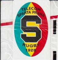 "9/ Czechoslovakia; C9. SL5, CN: 40096 !!, On Wrapper Text ""TCHECO 65 UT"", Exists Only 3 Cards !! - Tchécoslovaquie"