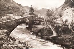 Cartolina - Valle Argentina - Molini Di Triora - Antico Ponte Romano - 1971 - Imperia